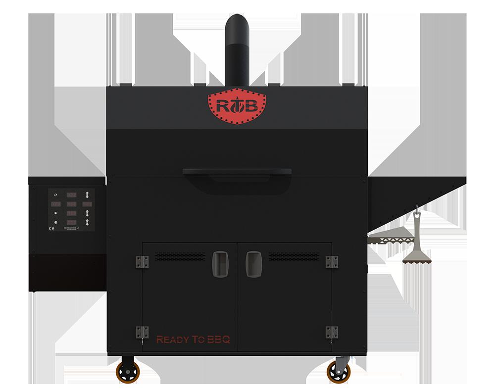 RTB 16 kW boiler with 220kg hopper